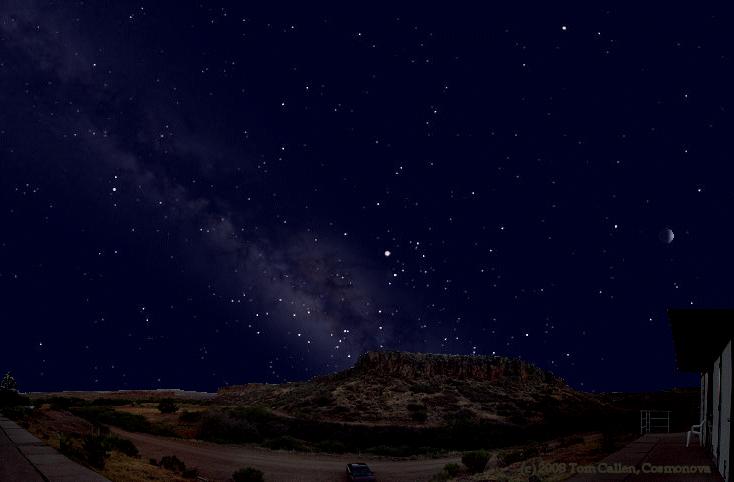 desert night sky | SouthwestDesertLover | Page 2