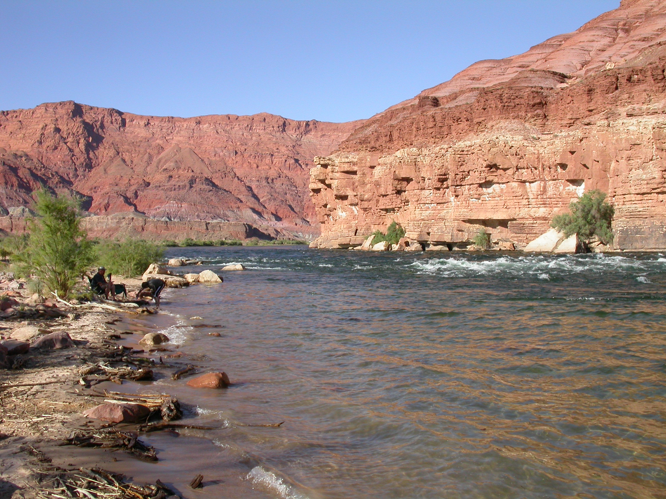 the colorado river Colorado river basin water management: evaluating and adjusting to  hydroclimatic  that will explore the scientific basis of colorado river hydrology  and the.