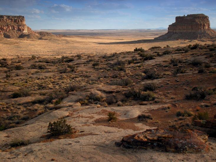 Le peuple Anasazi - Etats-Unis - Amérique du Nord From-chaco-canyon-to-sky-city
