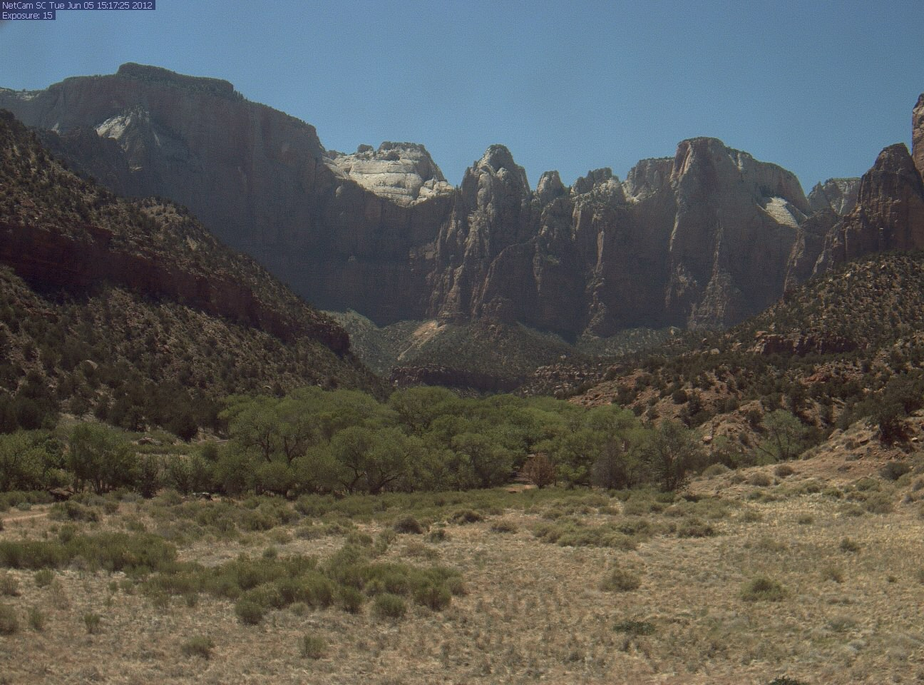 Zion National Park Webcam 47