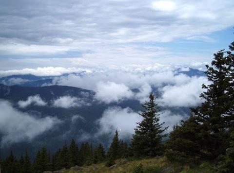 Chicoma Mountain Hike