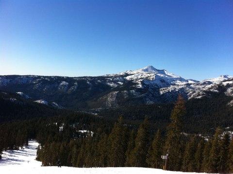 El Dorado National Forest Winter