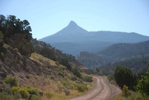 Pedernal Peak