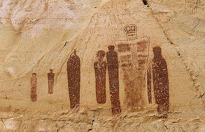Petroglyphs, Canyonlands