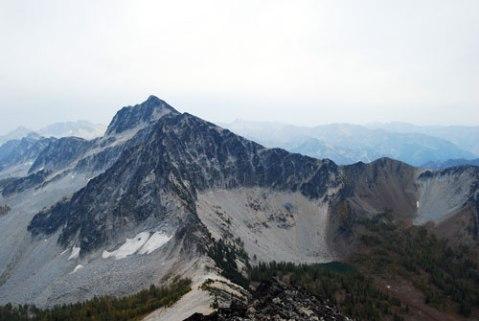 Star Peak and Star Lake