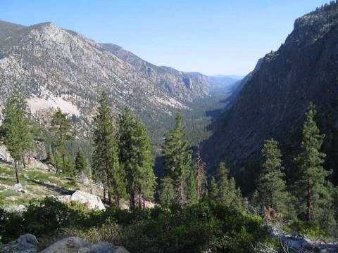 Kern Canyon