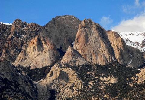 Shoshone Mountain Range, Northern Nevada