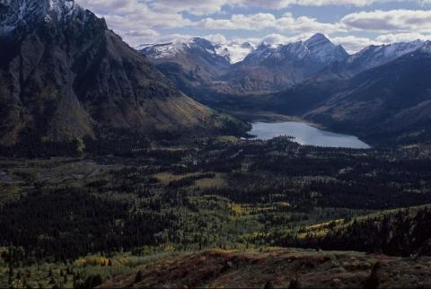 Spatsizi Plateau Wilderness Provincial Park