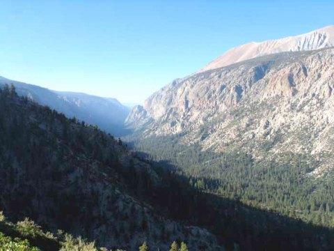 Wallace Creek Canyon