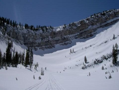 Doubletop mountain utah