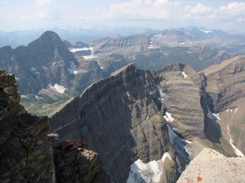 Mount Siyeh Montana