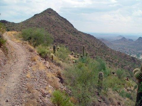Sunrise Peak Trail