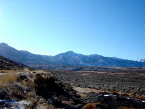 Tipton Peak NV