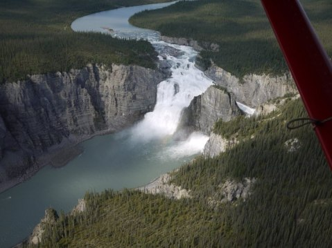Virginia Falls, Nahanni River, Northwest Territories