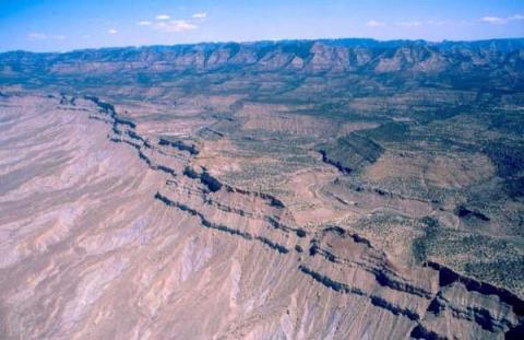 Book Cliffs Desolation Canyon