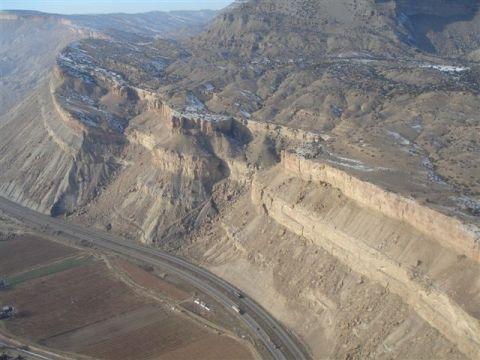 Book Cliffs in Palisade