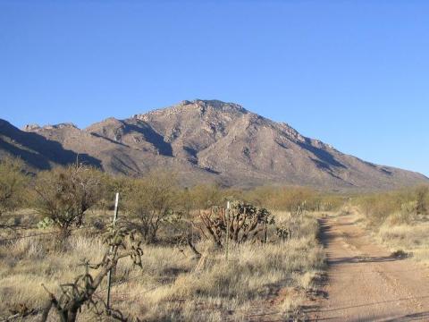 Coyote Peak AZ