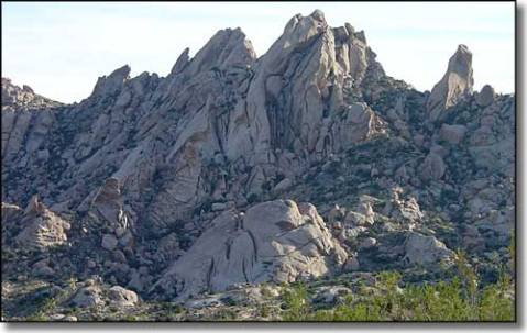 newberry mountains, Spirit Mountain Wilderness