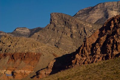 Turtle Peak, La Madre Mountain Wilderness