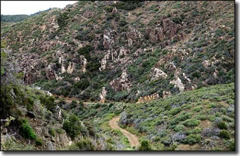 Wabayuma Peak Wilderness