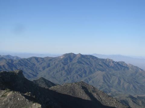 Wabayuma Peak