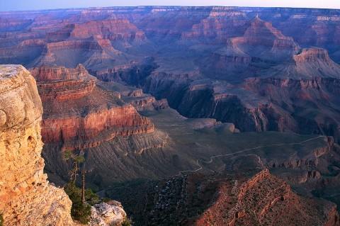Grand Canyon from Yavapai Point Grand Canyon National Park, Arizona