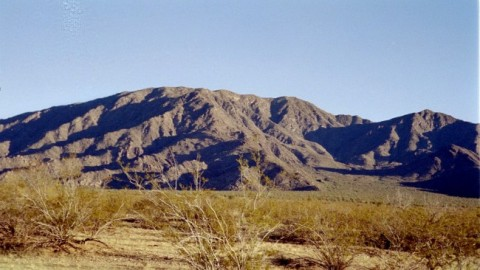 Harquahala Mountain