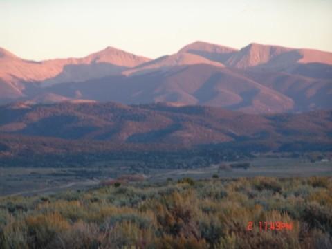 5 acre land colorado