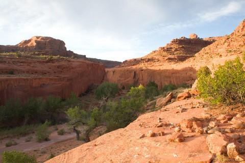 Choprock Canyon