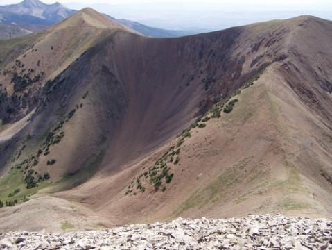 Mount Waas Utah