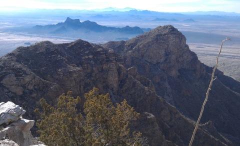 Newman Peak View