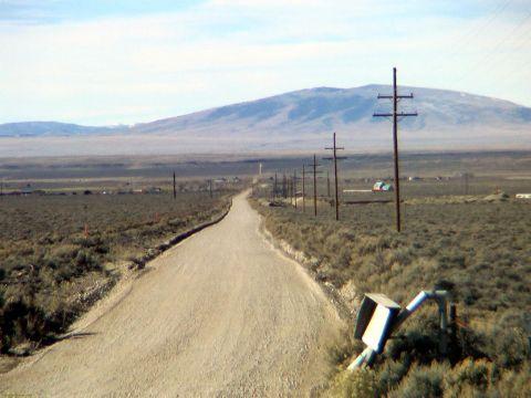 Near Ute Mountain