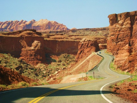 Highway 95 Utah