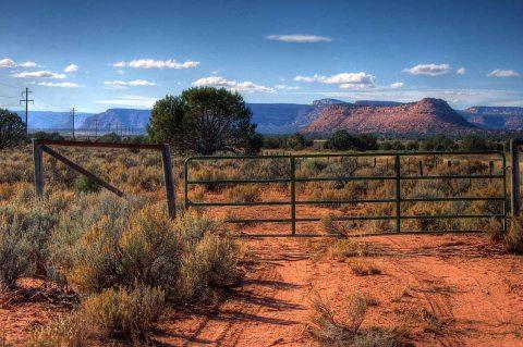 Southern utah horse property