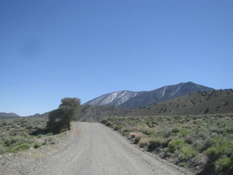 Waucoba Peak