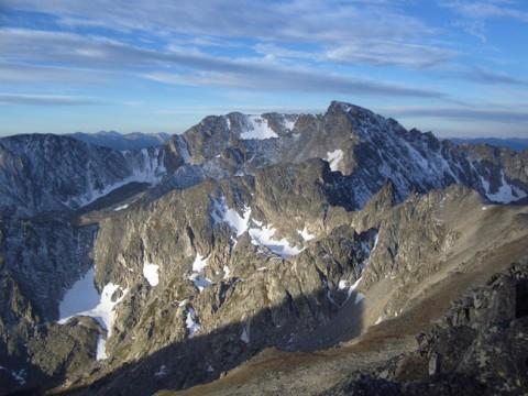 Arapaho Peak