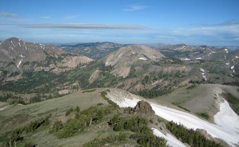 Arnot Peak