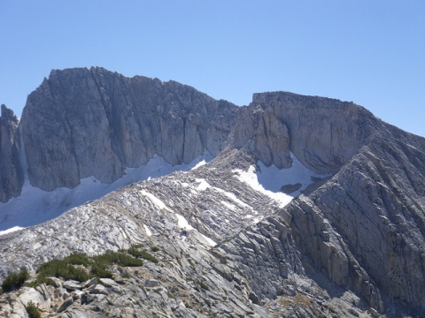 Bear Creek Spire, NE Ridge