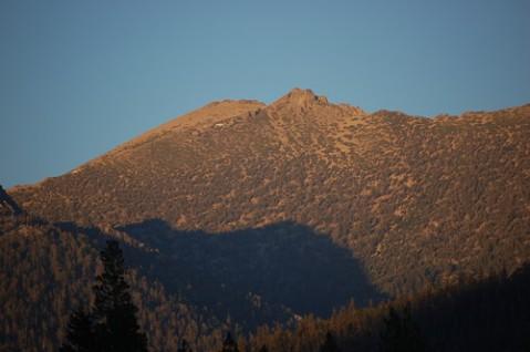 Freel Peak CA