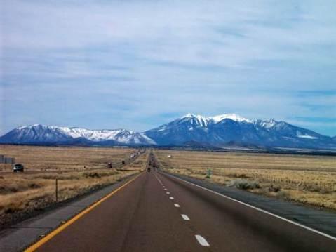 I40 near Flagstaff