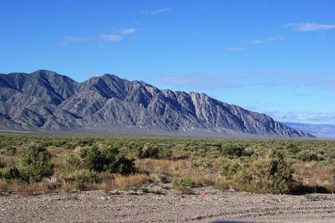 Lone Mountain NV