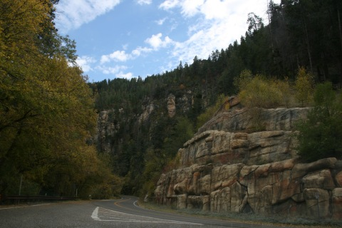 89A Oak Creek Canyon