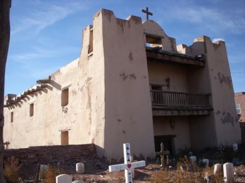 Old Zuni Mission