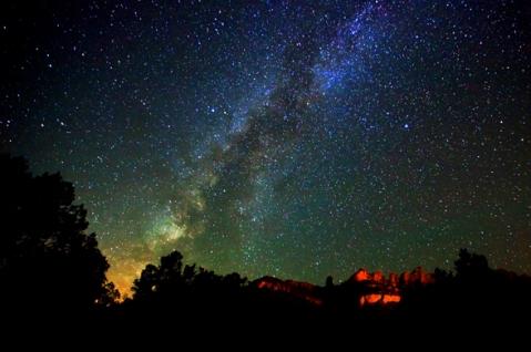 Sedona Evening Sky
