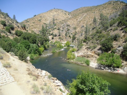North Fork of the Kern River