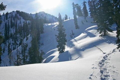 Pioneer Peak Utah