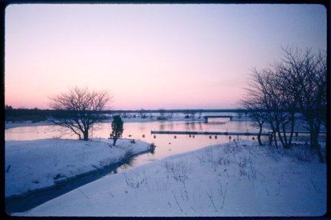 Winter Landscape Photography - Winter Wonderland - Winter Wall Art - Snow Photography - Nature Photography - Peaceful Art Print