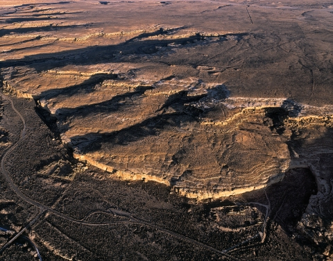 Chaco aerial