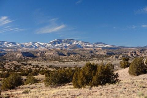 Jemez Mountains New Mexico
