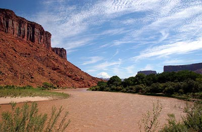 Colorado River near Moab